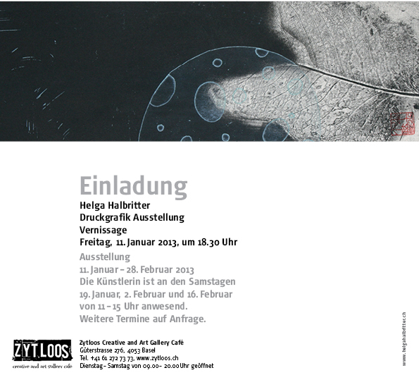 Zytloos - 2013