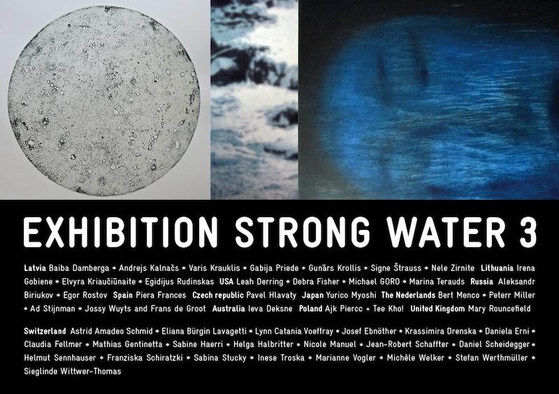 Starkes Wasser 3 - 2013