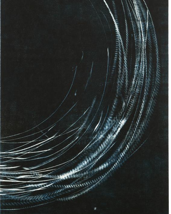 Prints extended Ausstellung in der Villa Renata, Basel 2021